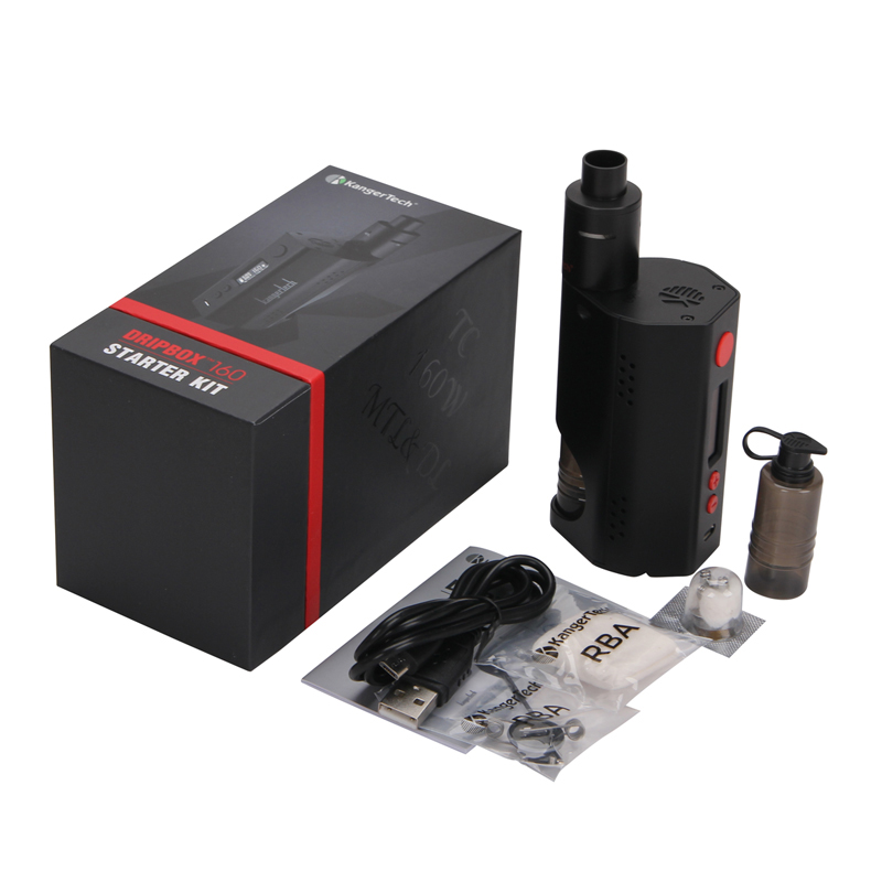 Kanger Dripbox 160W Package
