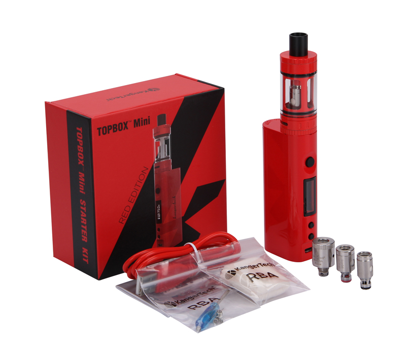 Kanger Topbox Mini Starter Kit Package
