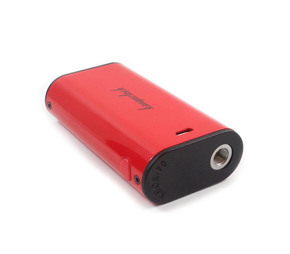 Kanger KBOX 70W Box Mod Red