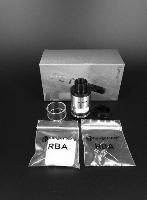 Kanger DOTA RDTA Package
