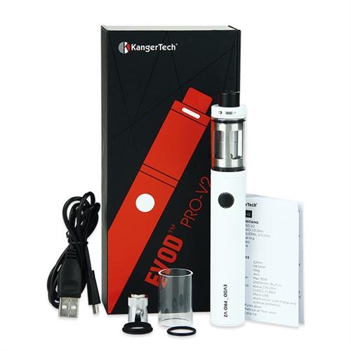 EVOD Pro Starter Kit package