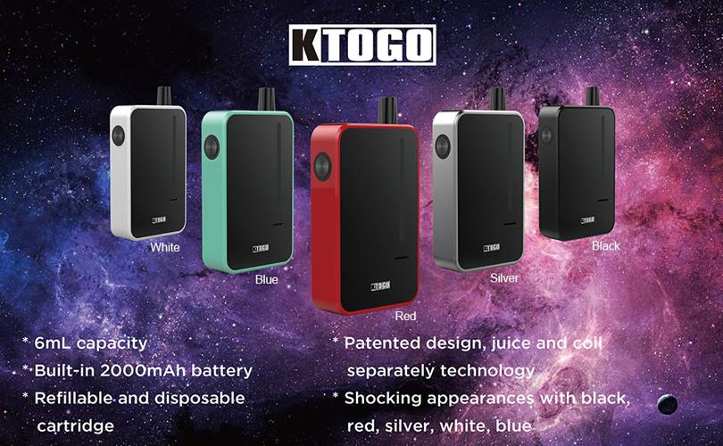 Kanger KTOGO Starter Kit