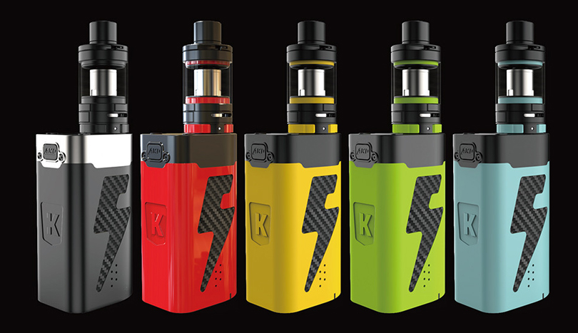 Kanger FIVE 6 Kits Colors