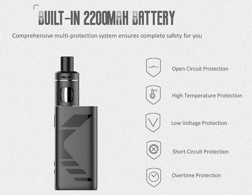 Kanger Subox Mini V2 Kit Protections
