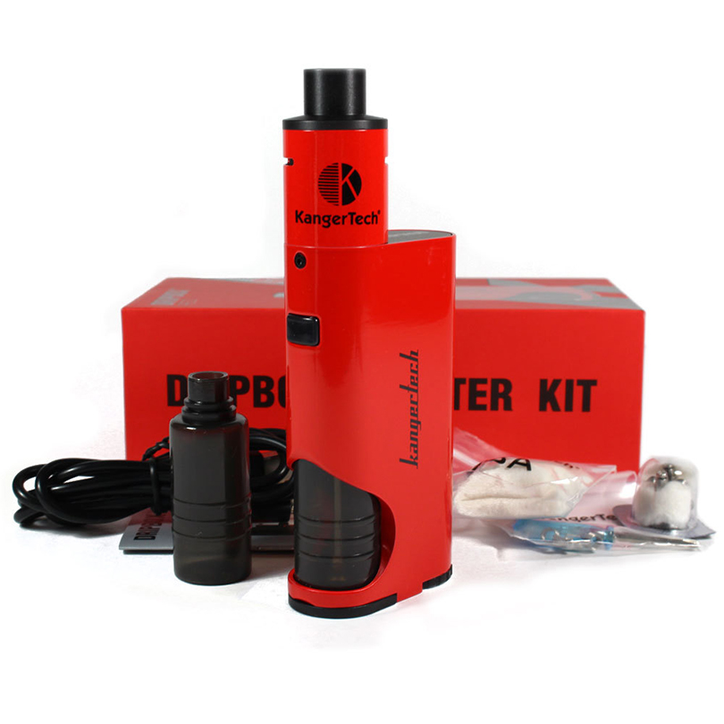 Red kanger dripbox package