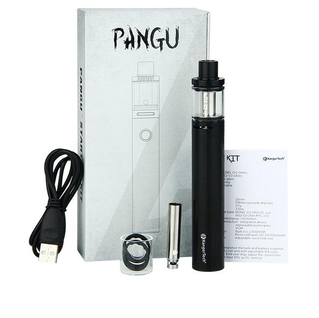 Kanger Pangu Kit Package