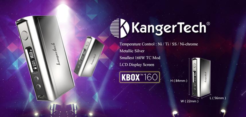 Kanger KBOX MOD 160W